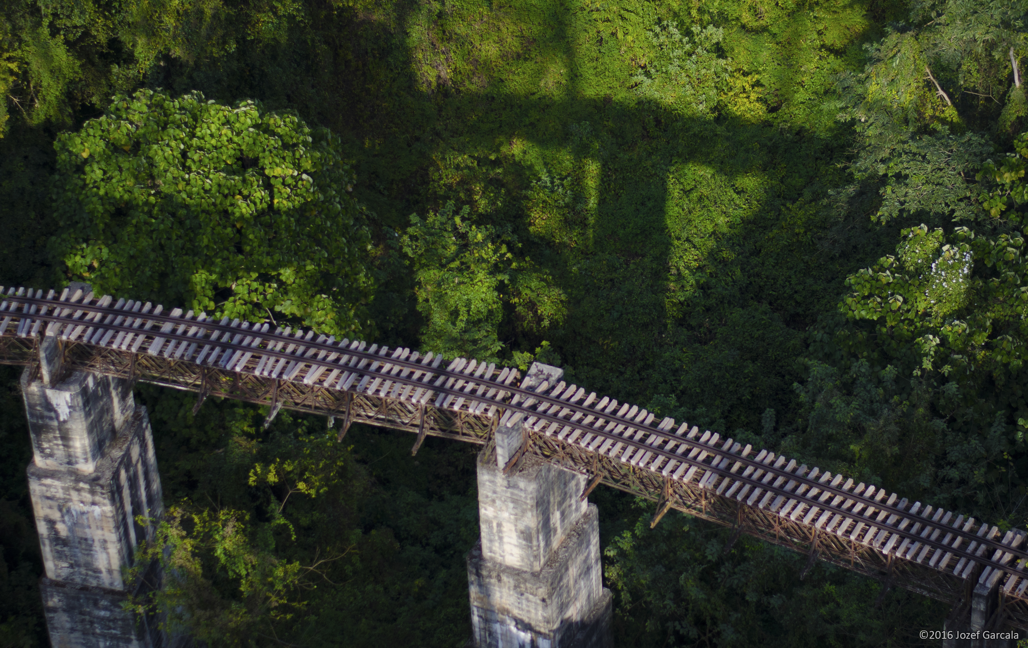 The Goteik Viaduct in Pyin Oo Lwin